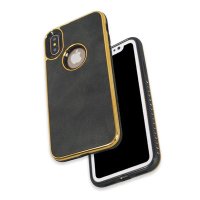 Full Protective Flexible Anti-Scratch & Anti-Shock Cover Case for iPhone X,Xs