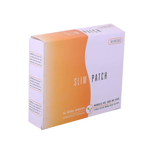 Slim Patch For Matabolise Fats, Carbs And Sugar (Pack Of 10 patches)
