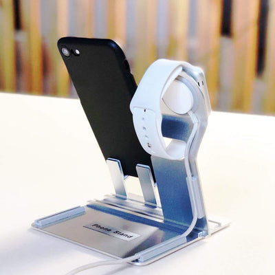 2 in 1- Apple Watch and iPhone Charging Stand