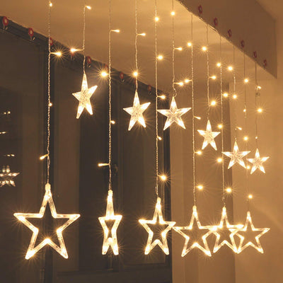 12 Stars Curtain String