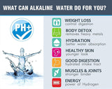 Alkaline Water Bottle (Buy 1 Get 1 FREE)