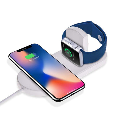 4D Wireless Fast Charger iPhone