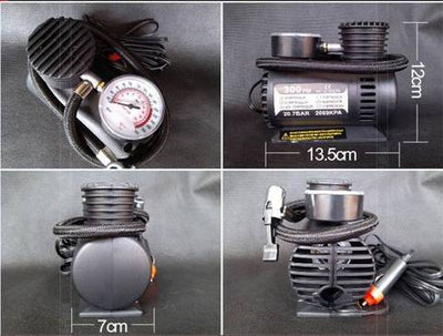 TYRE AIR PUMP FOR CAR & BIKE
