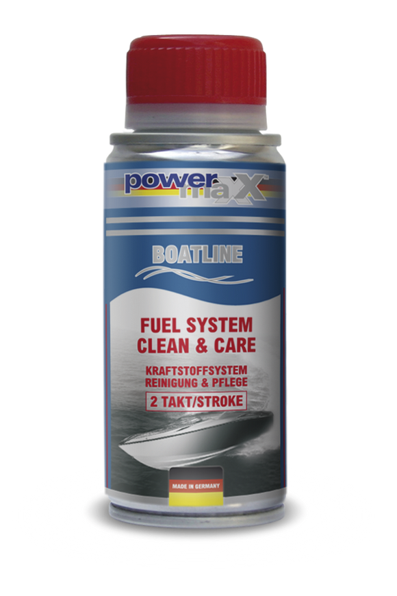 Boat-Line Fuel System Cleaner 2-Stroke Engines  75ml Made in Germany