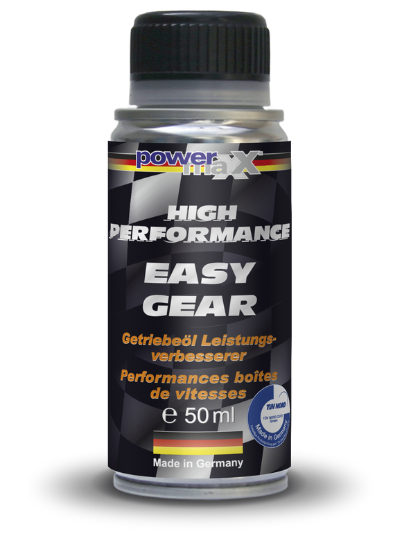 High Performance Easy Gear - PowerMAX - Made in Germany TUEV approved