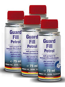 AUTOPROFI Guard Fill - Petrol - Made in Germany TUEV approved