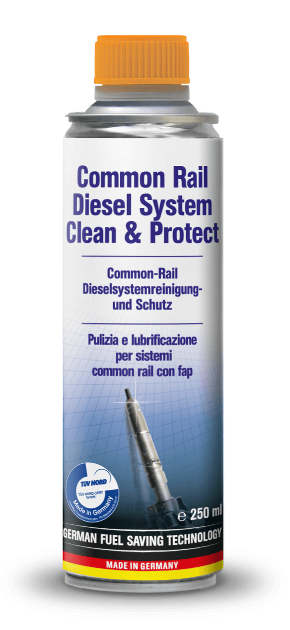 Vehicle Parts & Accessories - AUTOPROFI Diesel  Common-Rail Diesel System Clean + Protect - Made In Germany