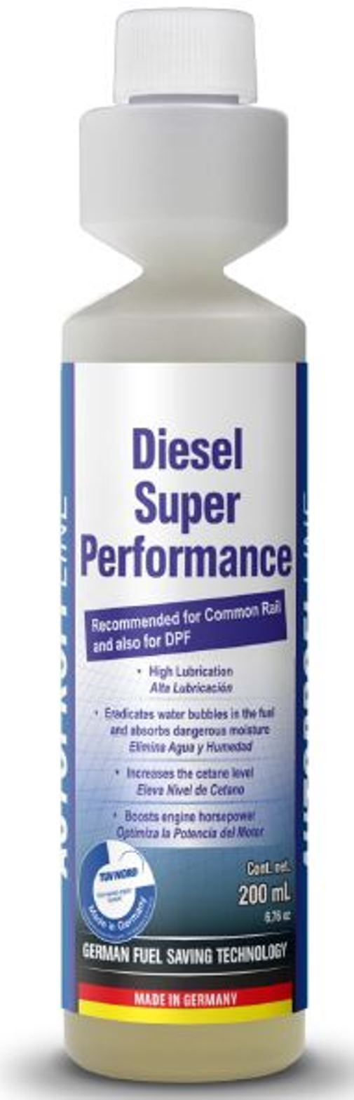 Vehicle Parts & Accessories - AUTOPROFI Diesel Super Performance