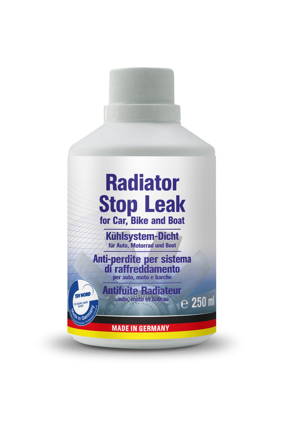 Vehicle Parts & Accessories - AUTOPROFI Radiator Stop Leak - Made In Germany  TUEV Approved