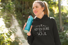 Load image into Gallery viewer, Adventure Is In My Soul Hoodie