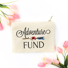 Load image into Gallery viewer, Adventure Fund Canvas Bag by Modern Trail