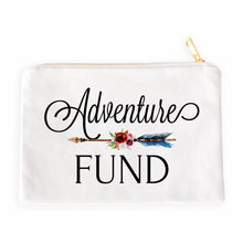 Load image into Gallery viewer, Adventure Fund Cosmetic Bag