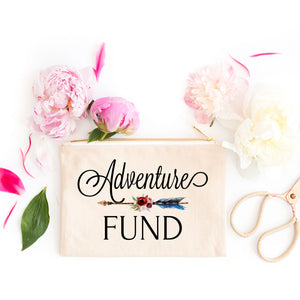 Adventure Fund Canvas Bag by Modern Trail