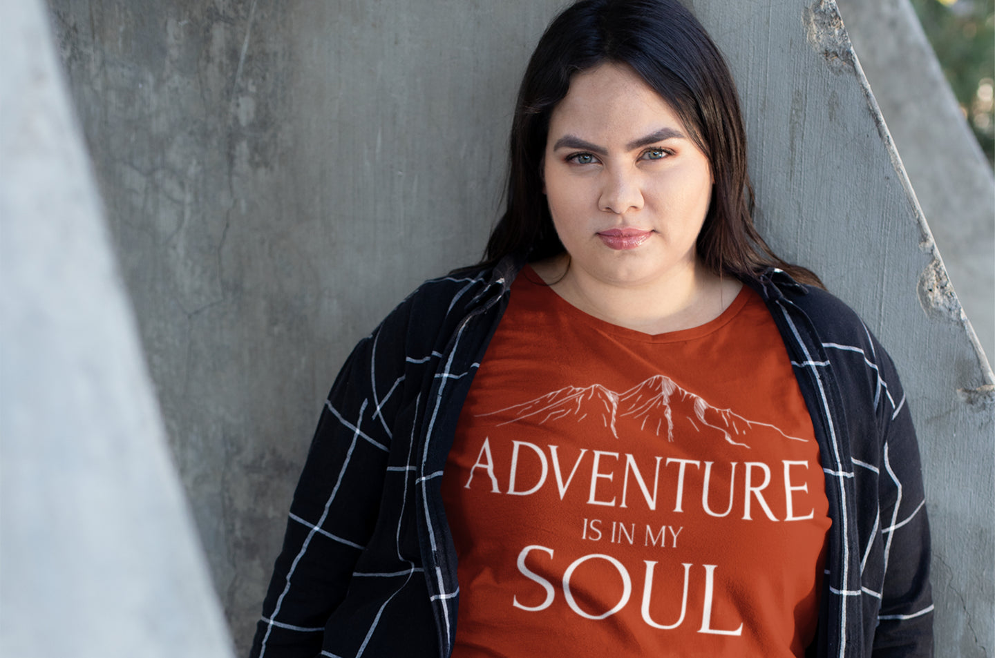 Adventure Tshirt Plus Size