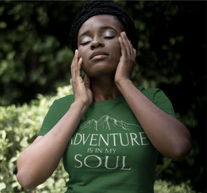 Adventure is in My Soul Tee