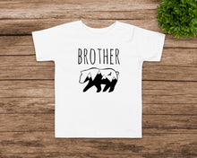 Load image into Gallery viewer, Brother Bear white toddler t-shirt