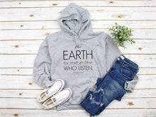 Load image into Gallery viewer, Earth has Music Hoodie