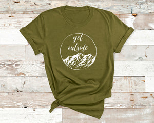 Get Outside Tee
