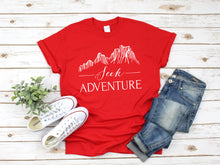 Load image into Gallery viewer, Seek Adventure Tee