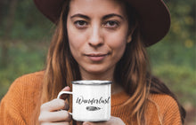 Load image into Gallery viewer, Wanderlust Camp Mug | Wanderlust Series