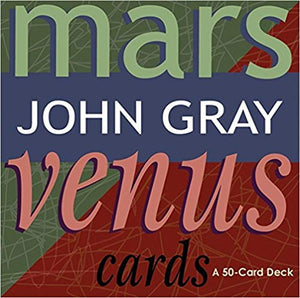 Mars & Venus Card Deck