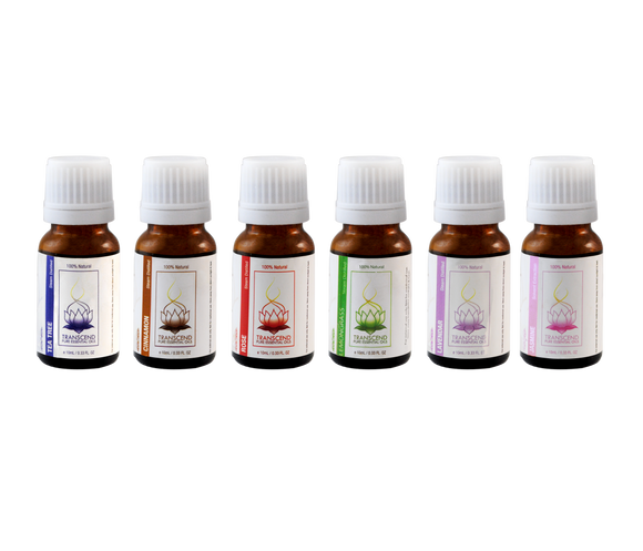 Transcend Pure Essential Oils