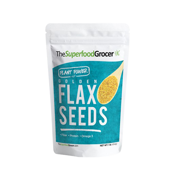 Flax Seeds The Superfood Grocer