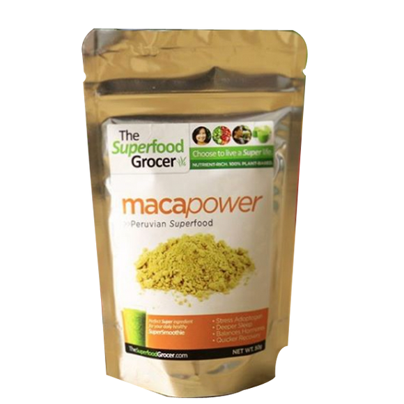 MacaPower Superfood