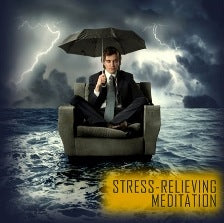 Stress-relieving Meditation CD