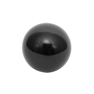 Black Obsidian Gemstone Ball