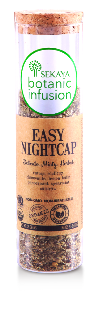 Sekaya Botanic Infusion Easy Nightcap