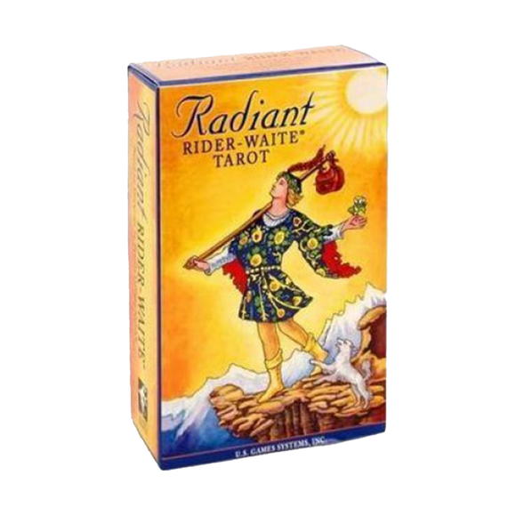 Radiant Rider Waite Tarot Based on Drawings by Pamela Colman Smith