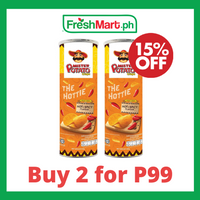 Promo: Mister Potato Crisps Hot n Spicy 100g - 2 for P99