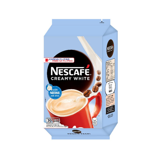 Nescafe 3-in-1 Creamy White 25+5 Promo