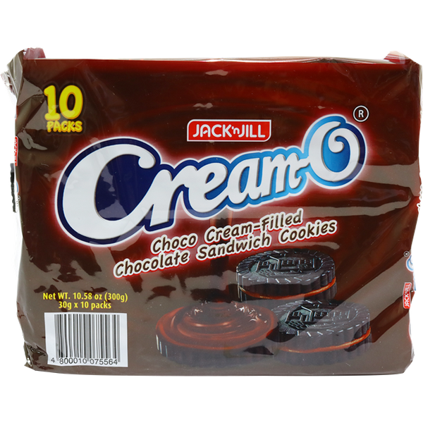 Cream-O Choco Fudge (10 pack)