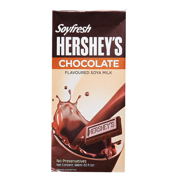 Hershey's Soyfresh Chocolate 946ml