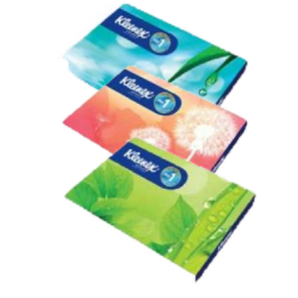 Kleenex Travel Multipack 60pulls x 3