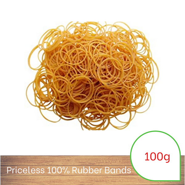 Priceless 100% Rubberband 100g