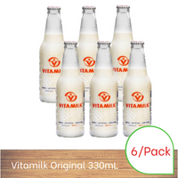 Vitamilk Original 330ml x 6