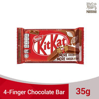 Kitkat Chocolate 35g x 4 fingers