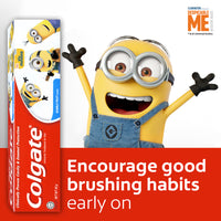 Colgate Minions Kids Toothpaste 40g (Pack of 3)