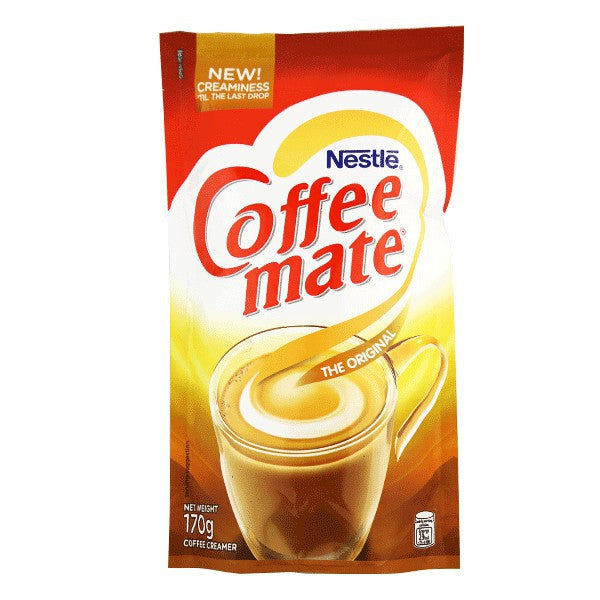 Nestle CoffeeMate Standup Pouch 170g