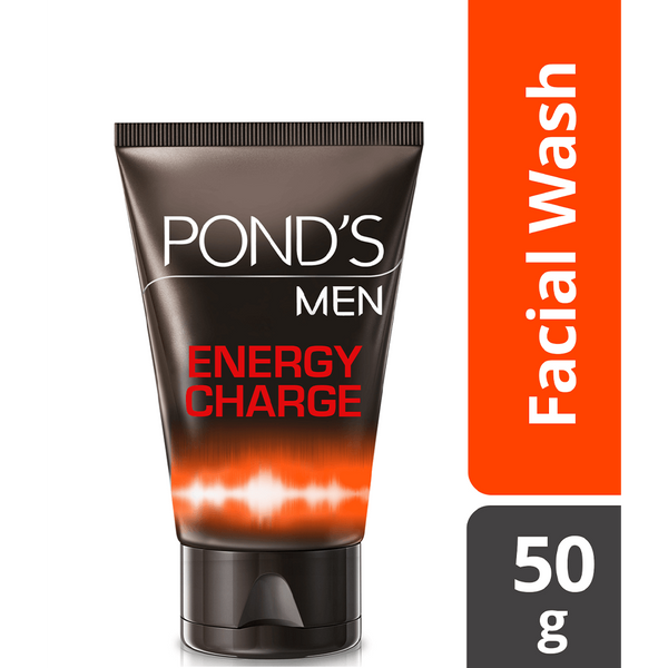 Pond's Men Facial Wash Energy Charge 50g