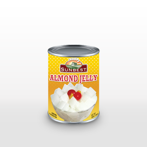 Sunbest Almond Jelly 540g