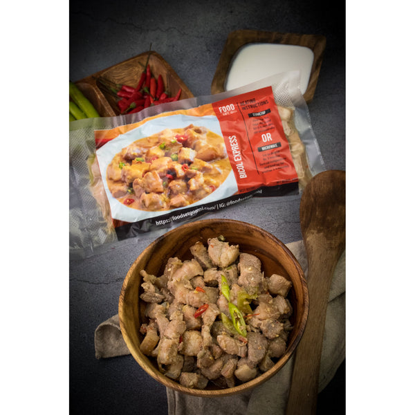 Bicol Express by FoodSetGo 400g