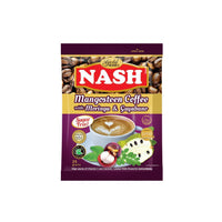 Nash Mangosteen Coffee Mix (Pack of 10)