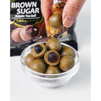 Taiwan Brown Sugar Chocolate Boba Ball Snack 40g