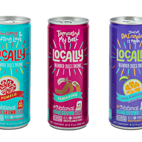 Locally Juice in Can 240ml 6-pack (of the same flavor) - PROMO