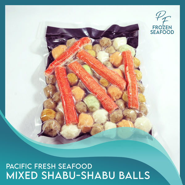 Pacific Fresh Shabu Shabu Mix (1kg)