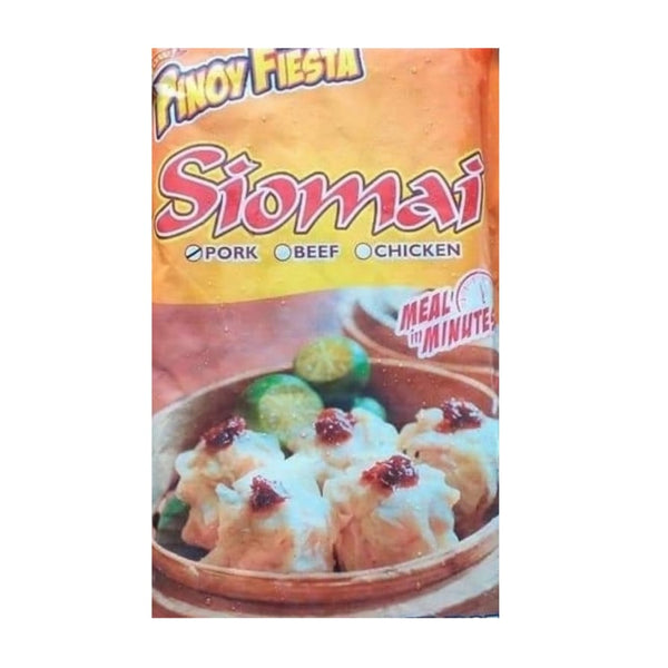 Pinoy Fiesta Chicken Siomai 1kg